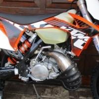 2012 KTM200 EXC