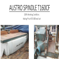 AUSTRO SPINDLE T160CF