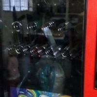 Combination Vending Machine Refurbished Model
