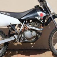 Suzuki DRZ 125L - Offers Welcome