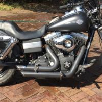 Harley Davidson Fat bob - Full house