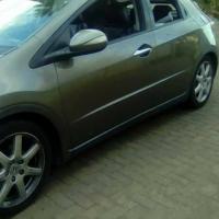 Honda civic ivtec 2009