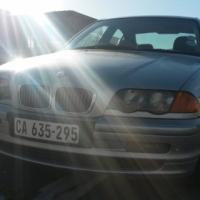 BMW 3 Series E46 323i