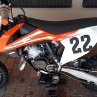 2016 KTM 65SX Bike