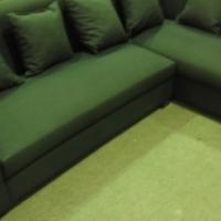 Brand New Black Corner Couch