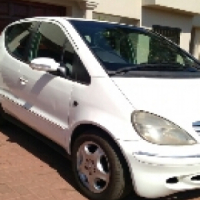 Call Haroon on 2004 Mercedes Benz A160 Auto
