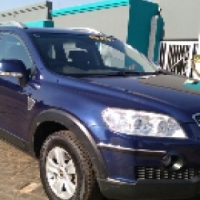 Call Haroon on 2011 Chevrolet Captiva 2.4 Lt