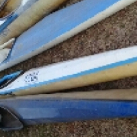 Canoes and others for sale or to swop