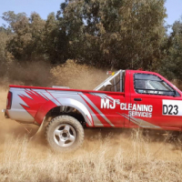 Nissan Hardbody Rally Bakkie/Off Road Race Car