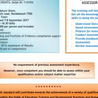 Assessor Training Offered