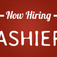 This role for a cashier has been released on a temporary full-time basis for 40 hours per week,