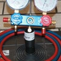 Compressor gauges S025547a