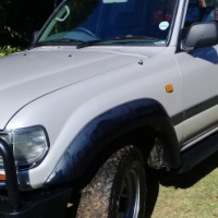 Toyota Landcruiser Series 80