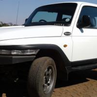 Korando to swop for fibre glass body vehicle