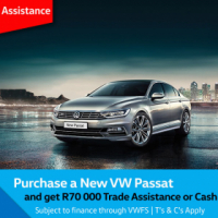 Purchase a New  VW Passat