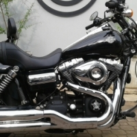 2011 Harley Davidson Dyna Wide Glide.