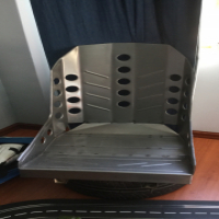 Custom hot rod chair