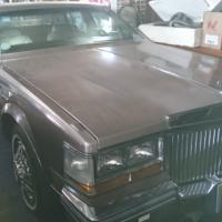 1984 Cadillac Seville Elegante for sale
