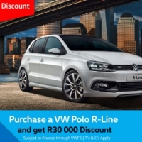Purchase a VW Polo R-Line