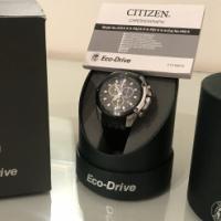 Citizen Eco - Drive Chronograph Men's Sports Watch AT0786-07E