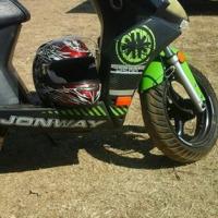 Jonway Galactica 125cc Scooter