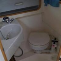 Boat pleasure cabin cruiser FAIRLINE 33ft