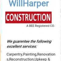 WillHarper Construction & Renovations (Pty) LTD