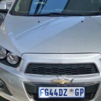 2013 Chevrolet Sonic 1.5