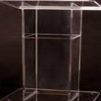 Inexpensive H-Design Lectern/ Pulpit For Sale