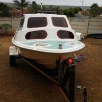 G4 Cabin Boat for Sale