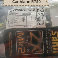 New car alarm