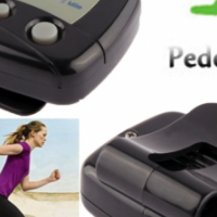 Digital Electronic Pedometer Step Counter