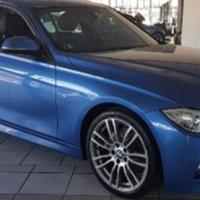 BMW 3 Series 328i A/T M-Sport (F30)