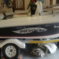 2012  Indigo Boat