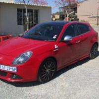 Alfa Romeo Romeo 1.8T Quad Verde