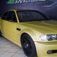 2003 BMW M3 E46 COUPE