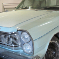Ford Galaxy 1965 for sale.