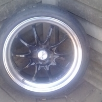 """17"""" volt racing mags sell or swop for car sound"""