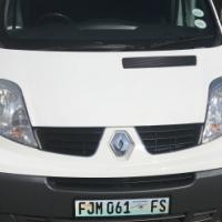 2013 Renault Trafic 1.9 dci P/VAN