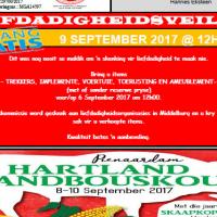 Charity Auction - 9 September 2017 at 12h30 - Hartland Landbouskou