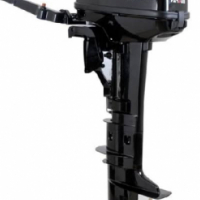 PARSUN OUTBOARD 9.8HP LONG SHAFT TWO STROKE (v)