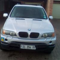 2002 X5 3.0l diesel for sale.