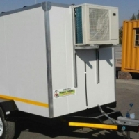 New Mobile Freezer 2.3m Available