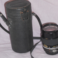 Nikon Nikkor lenses 50mm & 105mm