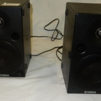 2 x Yamaha Monitor Speakers