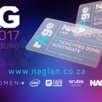 NAG LAN 2017 Tickets for sale