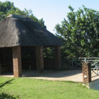 Character Dutch Gable 4 BEDROOM House + 1 Bedroom Cottage R990,000 Umtentweni Fully Tenanted