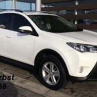 2013 Toyota Rav 4 2.2GX