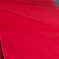 Red carpet aisle runner in 10metres