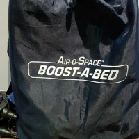 Air-o-space Boost-a-bed for sale